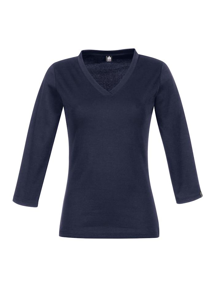 Damen Shirt 3/4 lange Ärmel