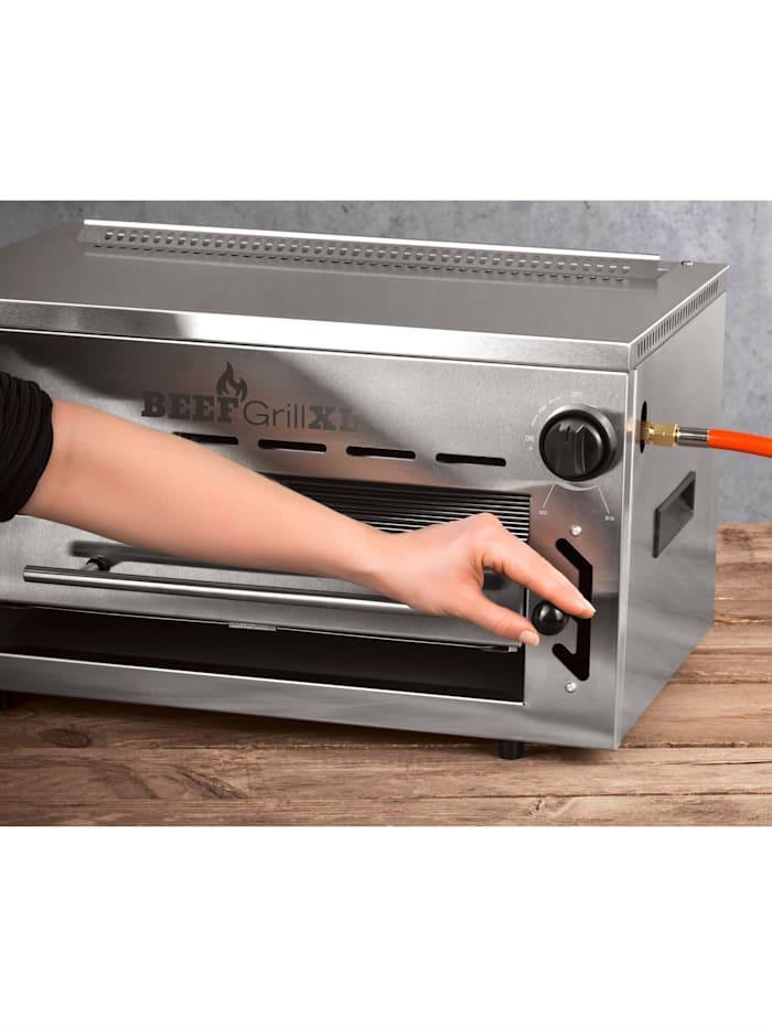 Barbecue au gaz spécial haute température 'Beef Grill XL' GOURMETmaxx