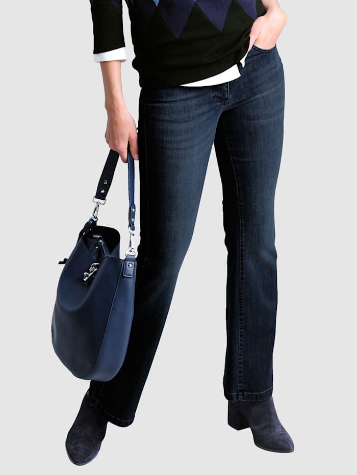 Alba Moda Jeans – finns i två längder, Blue stone