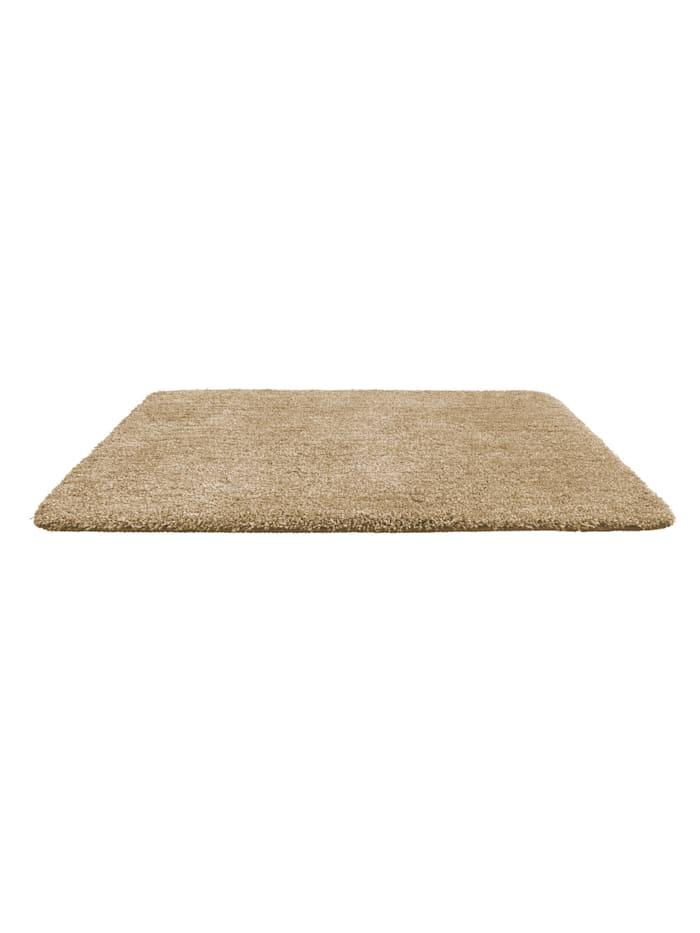 Badteppich Mélange Sand, 70 x 120 cm, Mikrofaser