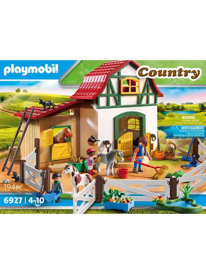 Konstruktionsspielzeug Ponyhof