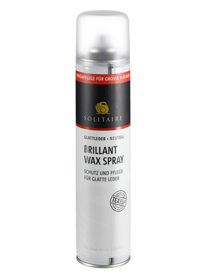 Solitaire Spray pour le cuir, incolore