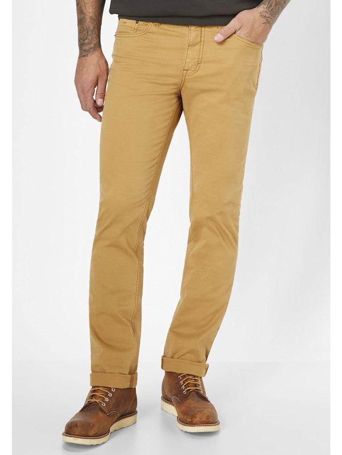 Paddock's 5-Pocket Hose Colored Stretch RANGER, olive