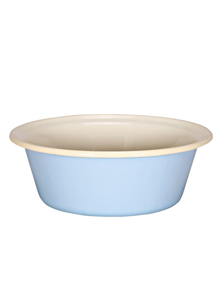Krüger 3tlg. Schüsselset Sylt/Juist, blau/creme - Sylt