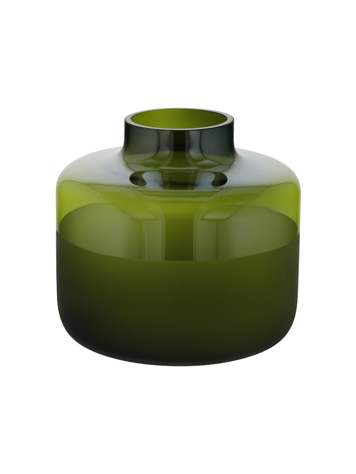 Goebel Goebel Vase Moss Shadows, grün