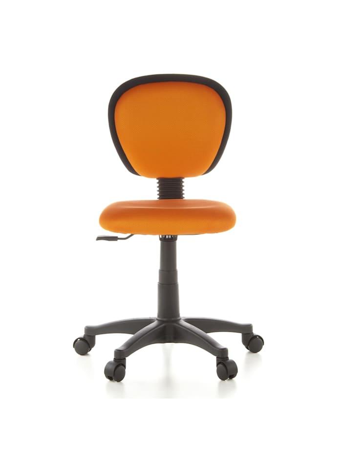 hjh OFFICE Kinderdrehstuhl KIDDY TOP, Orange
