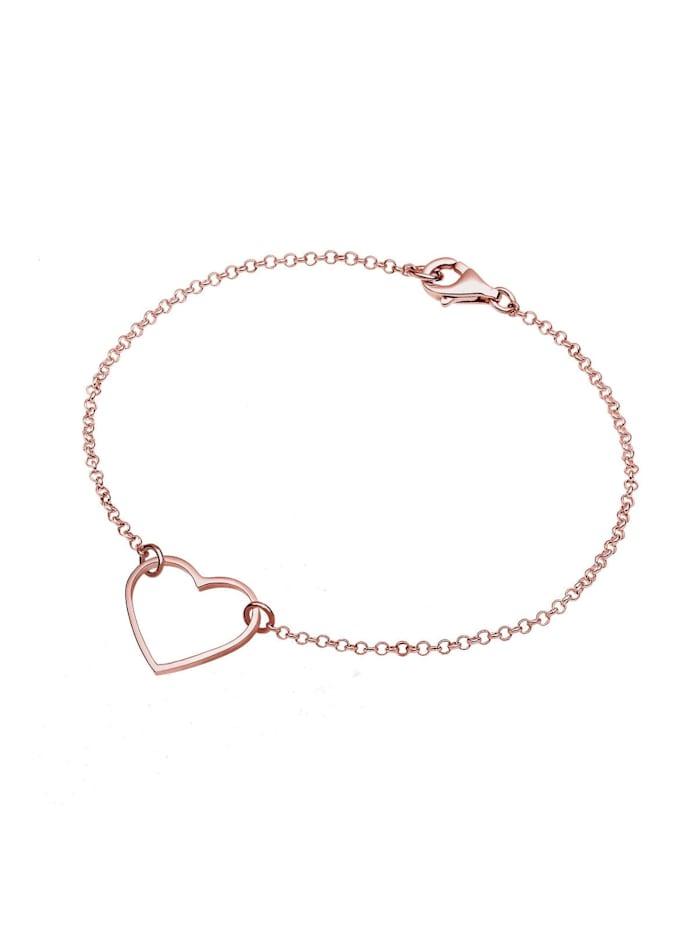 Armband Herz 925 Sterling Silber Geschenkidee