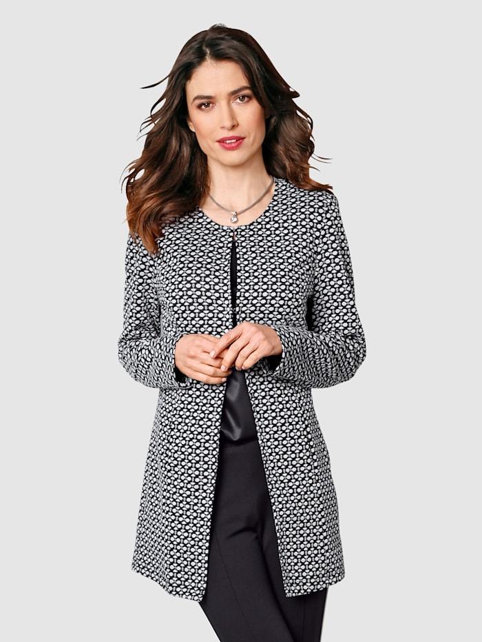 Tričkový kabátik zo žakáru
