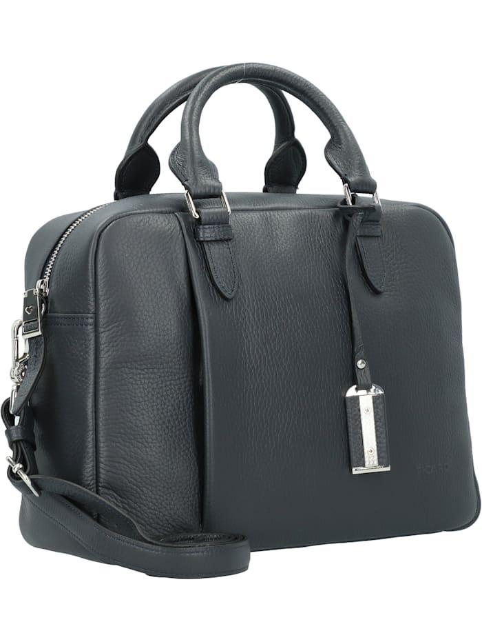 Pure Handtasche Leder 30 cm