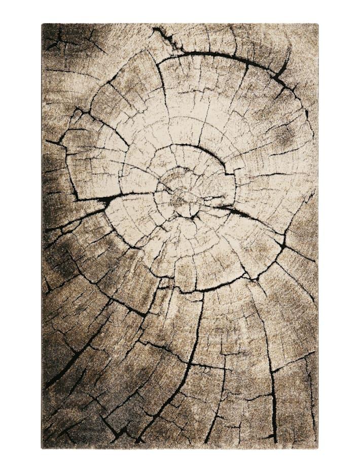 Wecon Home Wecon Home Teppich Wild Oak, braun