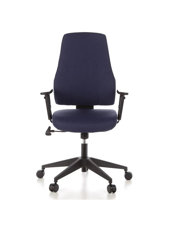 hjh OFFICE Profi Bürostuhl PRO-TEC 100, Dunkelblau