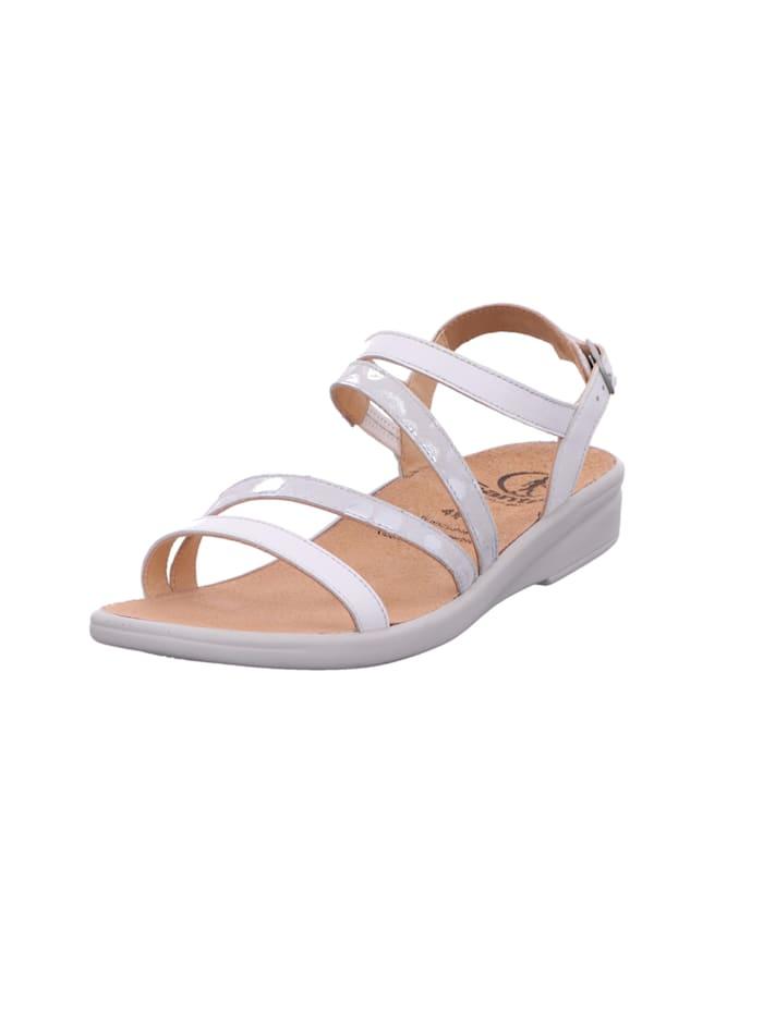 Ganter Sandale, weiß