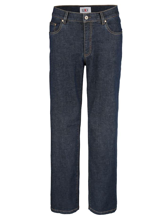 5-Pocket Jeans in büglleichter Qualität