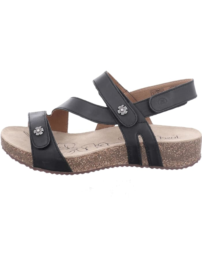 Josef Seibel Damen-Sandale Tonga 53, schwarz