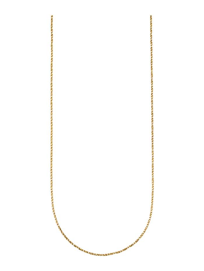 Diemer Gold Venetiaanse ketting, Geelgoudkleur