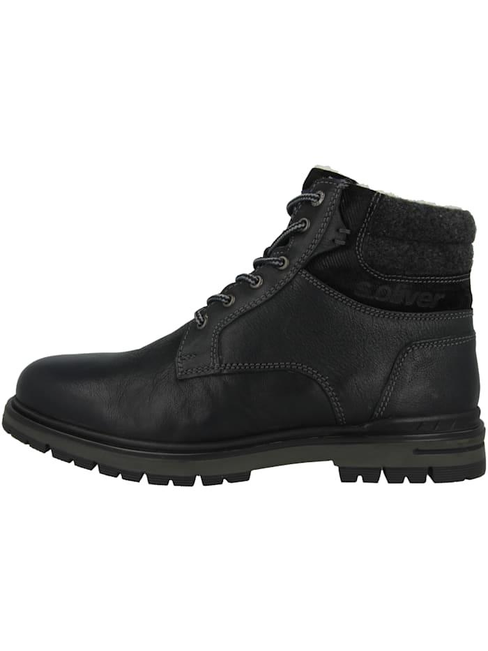 s.Oliver Boots 5-16298-23, schwarz