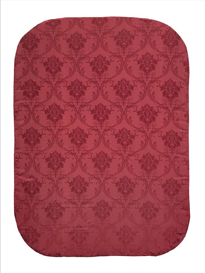 Webschatz Damasttischwäsche 'Jossa', Rot