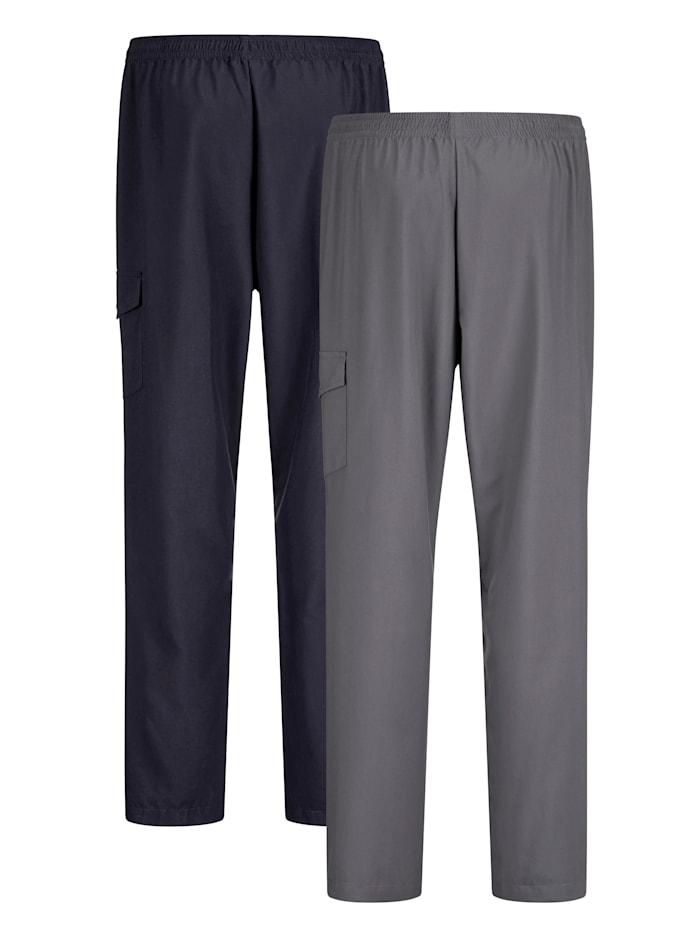 Pantalons de loisirs par lot de 2