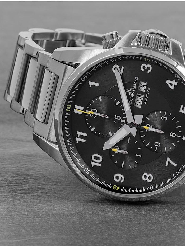 Herren-Uhr- Automatik-Chronograph Serie: Liverpool Automatic, Kollektion: Sport: 1- 1750D