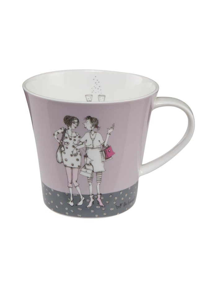 Goebel Goebel Coffee-/Tea Mug Barbara Freundlieb - Ziemlich beste Freundinnen, Ziemlich beste Freundinnen