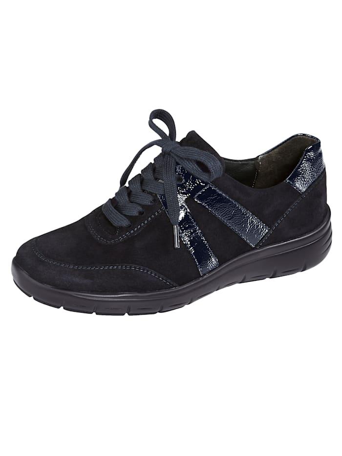 Vamos Sneakers à talon amortisseur, Bleu foncé