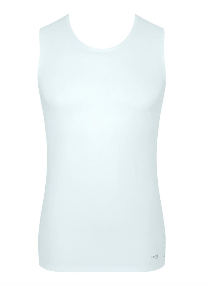 sloggi Mouwloos shirt met maximaal comfort, Wit