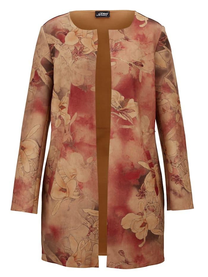Kukkakuosinen jakku