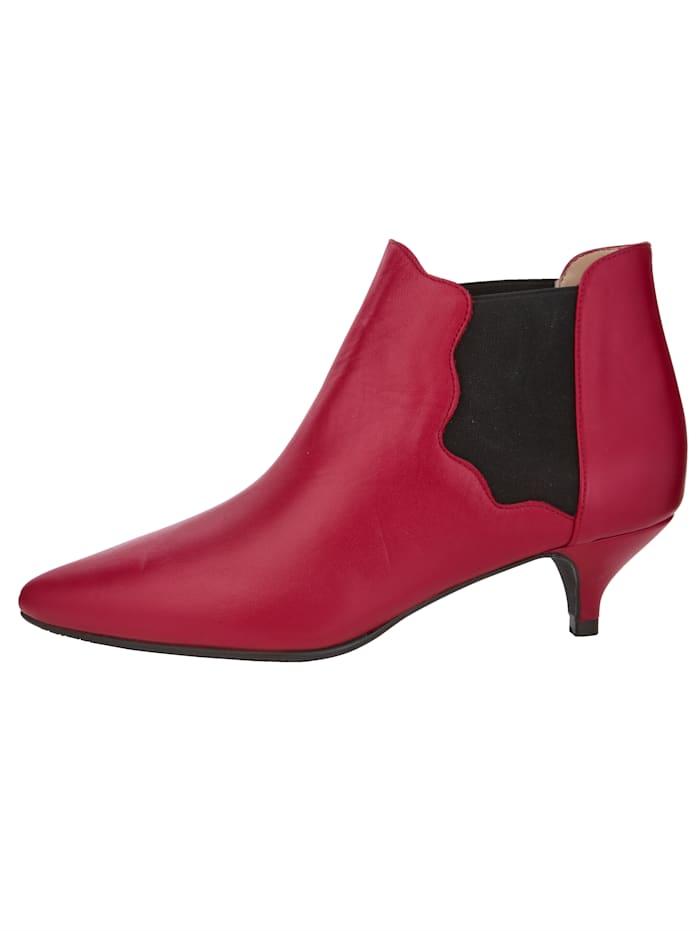 Low boots de style Chelsea