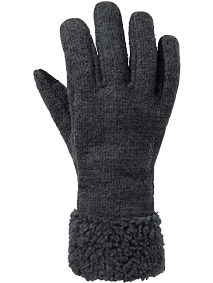 Vaude Vaude Handschuh Tinshan IV, Schwarz