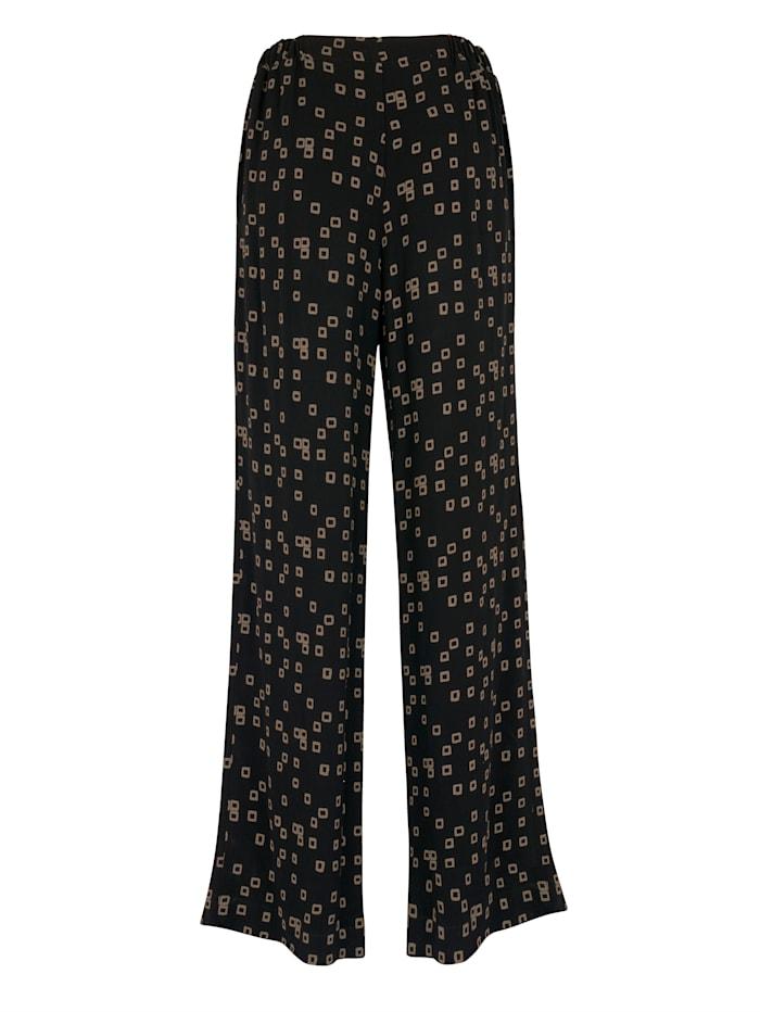 Pantalon à lien élastiqué