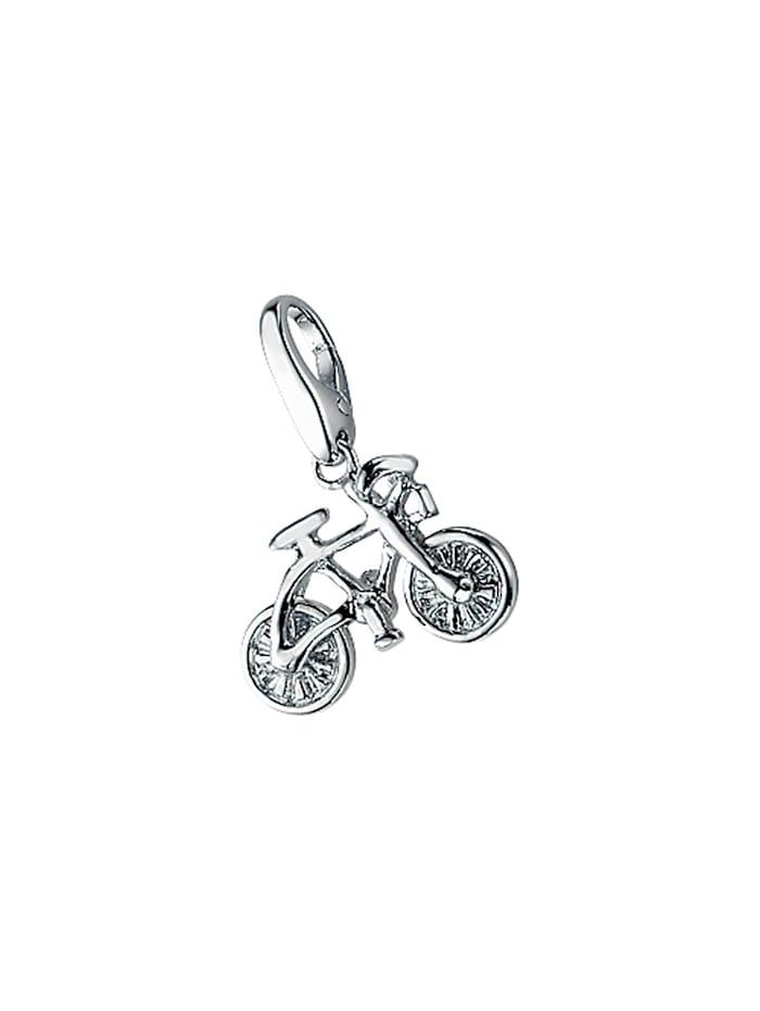 Giorgio Martello Charm Fahrrad, Silber