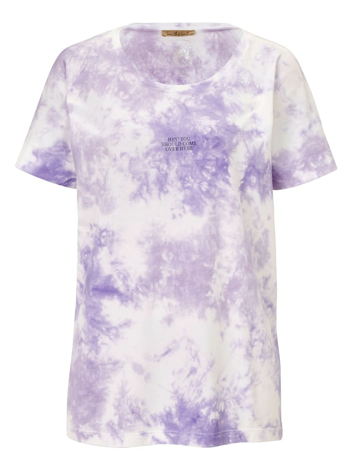 Smith & Soul T-Shirt, Lila