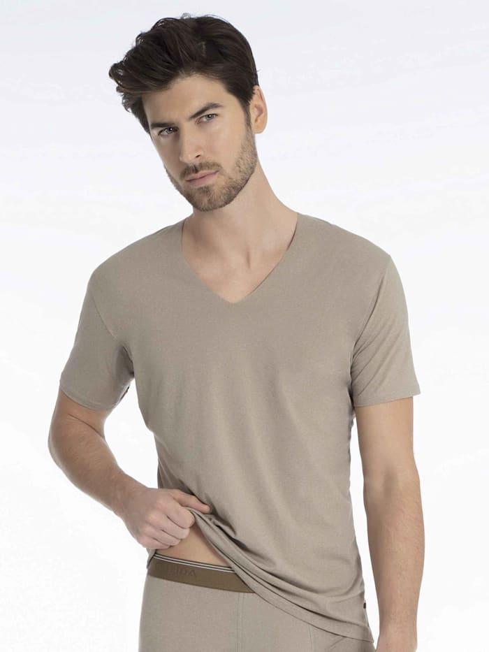 Business Shirt mit Frackschnitt, clean cut Made in Europe