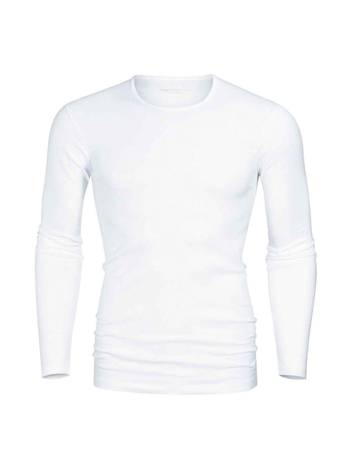 Shirt Langarm mit funktionalem Rücken