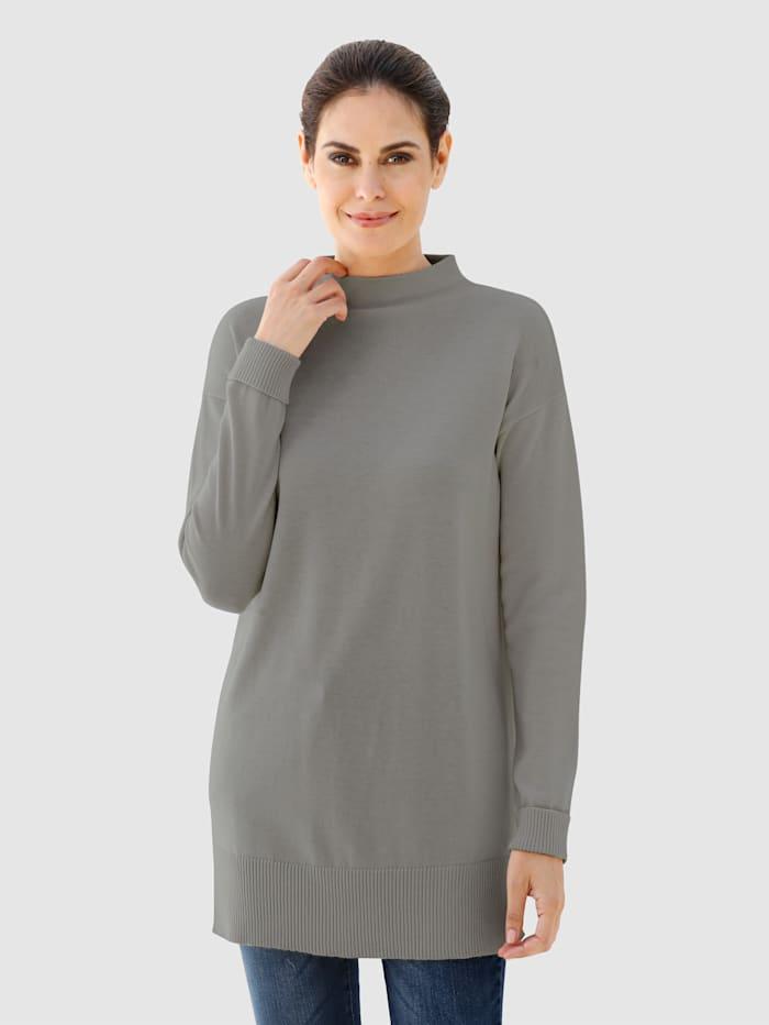 Pullover in schöner Melange Qualität