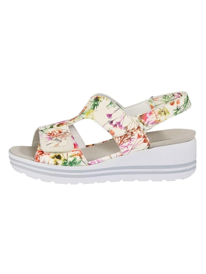 Sandaler med glittrig detalj