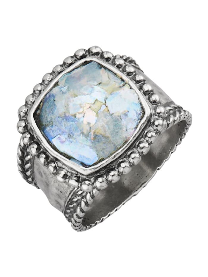 Damenring in Silber 925, Silberfarben