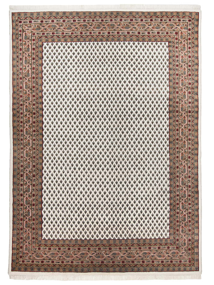 Theko®die Markenteppiche Orientteppich Chandi Mir, Beige