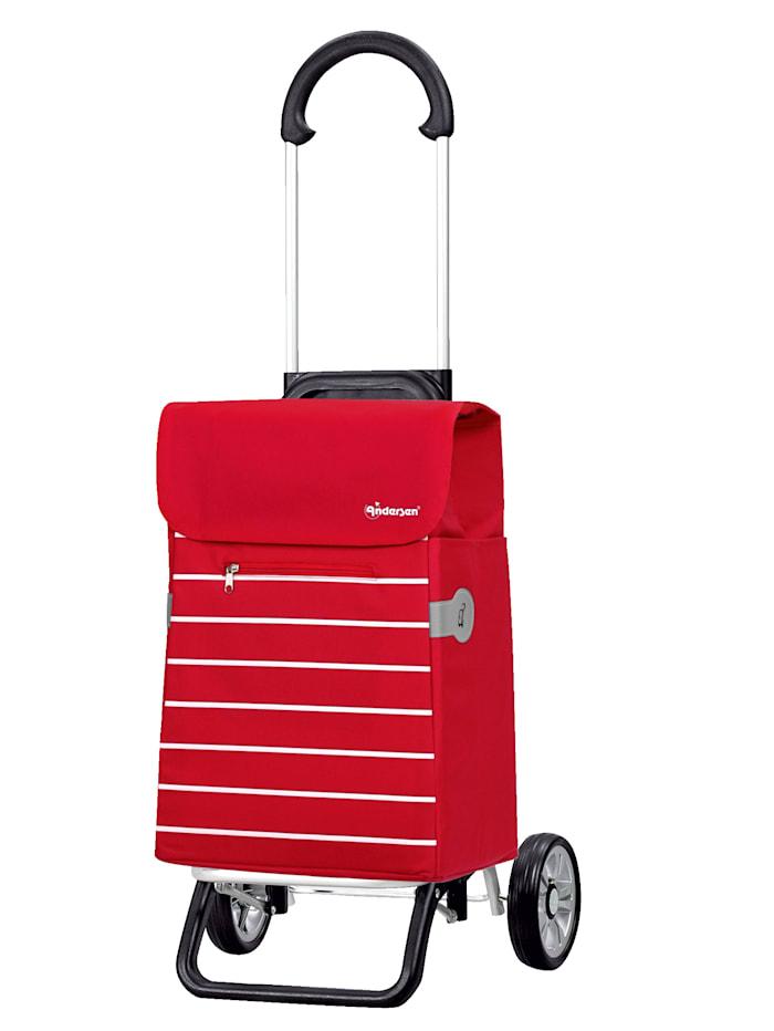 Andersen Scala Shopper Plus Lini, rood