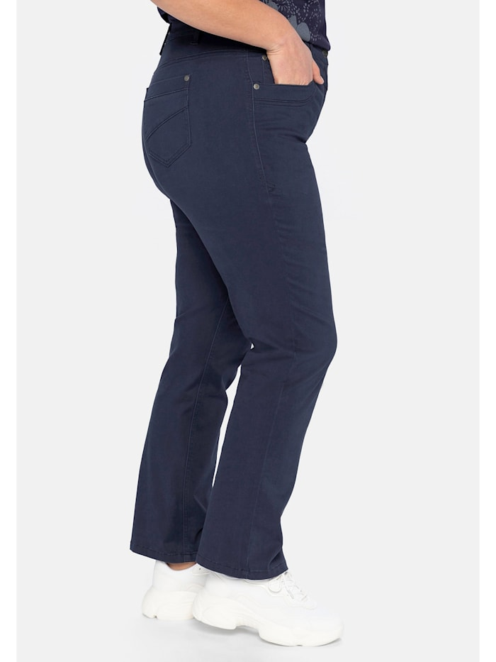 Stretchhose »Die Gerade«, in 5-Pocket-Form