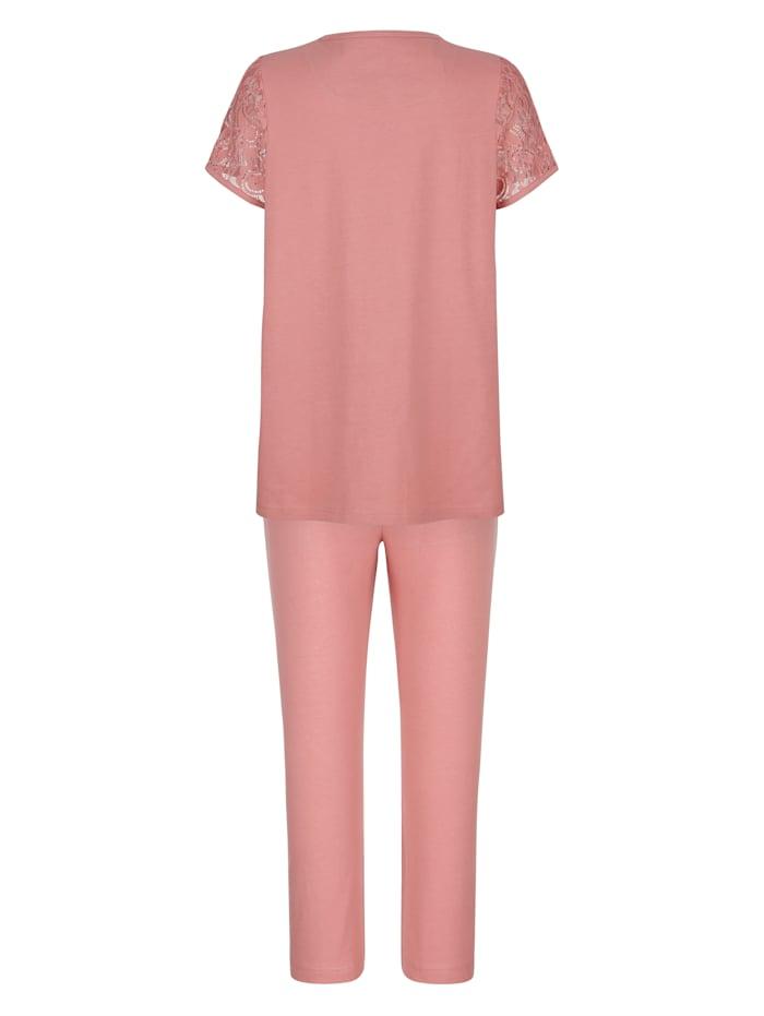 Pyjama's per 2 stuks met oriëntaalse print
