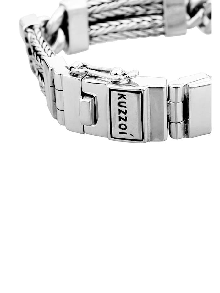 Armband Herren Gliederarmband Schlangenkette 925 Silber