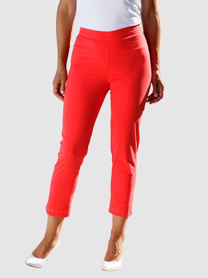 Paola Jeans in Lotta Slim model, Rood