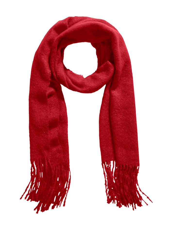 SIENNA Schal, Rot