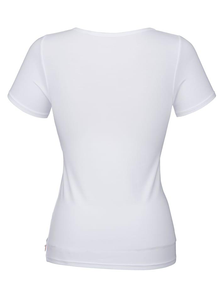 T-shirt en modal doux