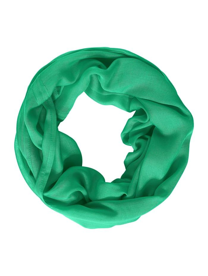 Cecil Basic Loop in Unifarbe, spearmint green