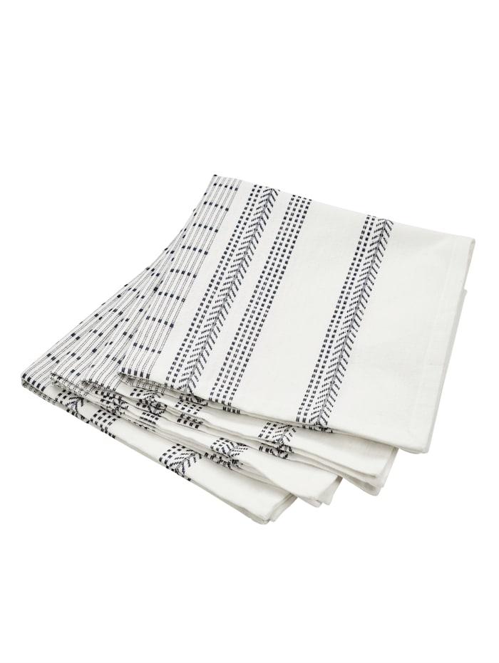 Ensemble de serviettes, 4 pièces