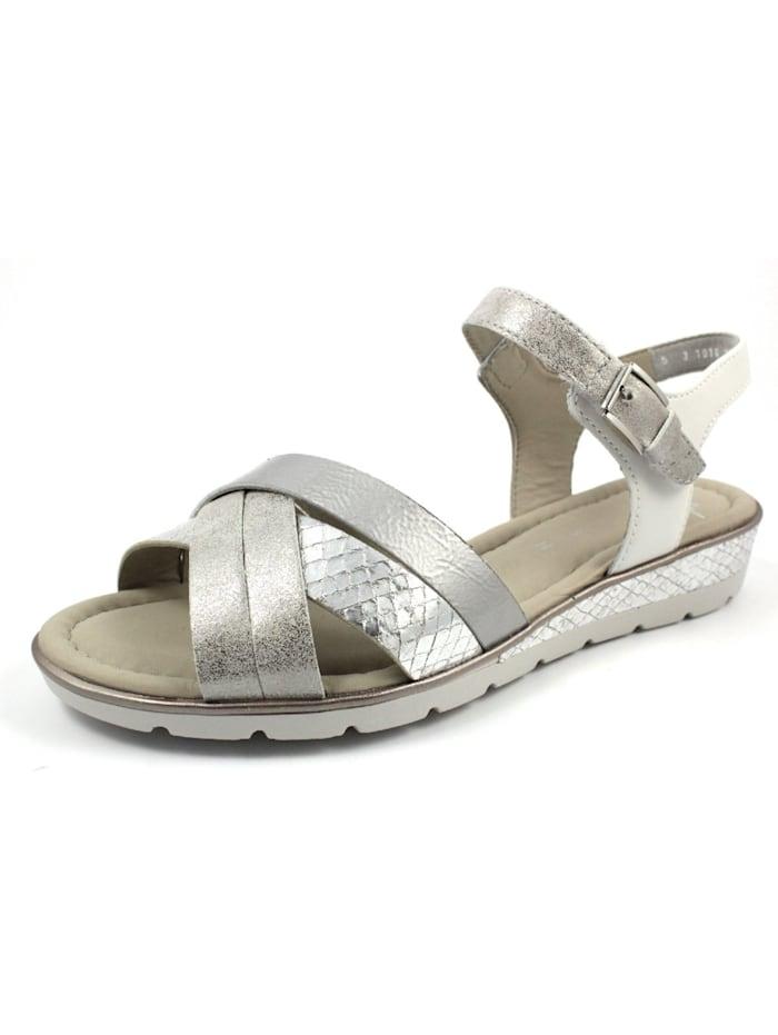 Ara Sandale Sandale, weiß