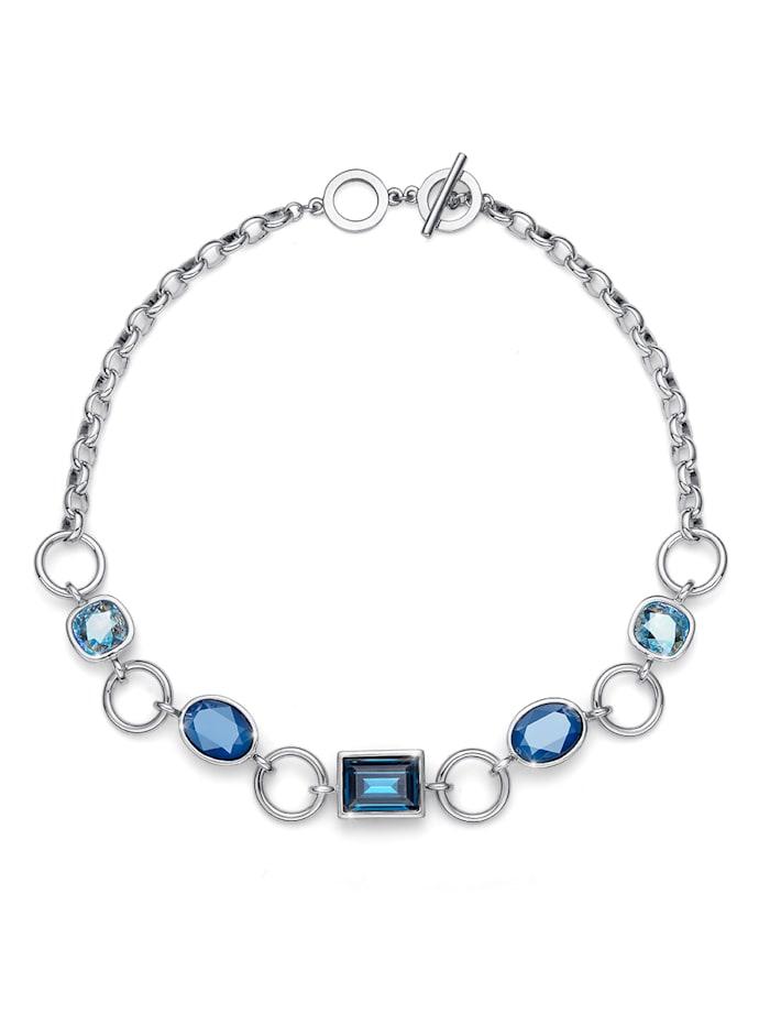 Oliver Weber Collier Royal, blau