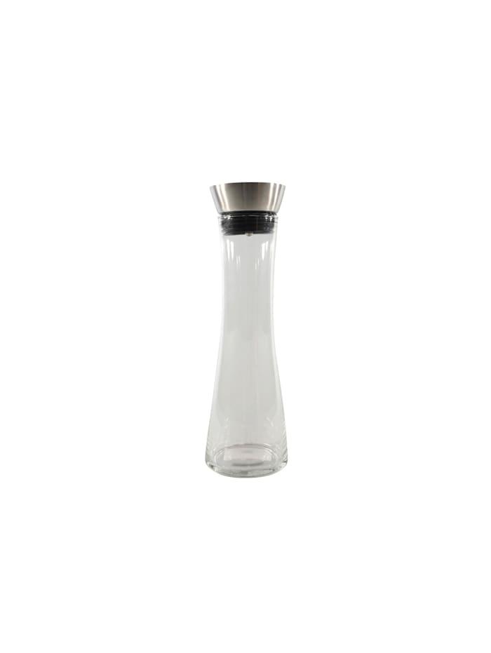 Neuetischkultur Glaskaraffe 1 Liter, Transparent